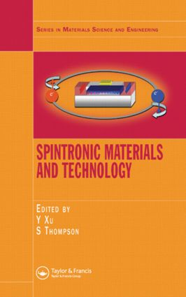 Spintronic Materials and Technology book cover