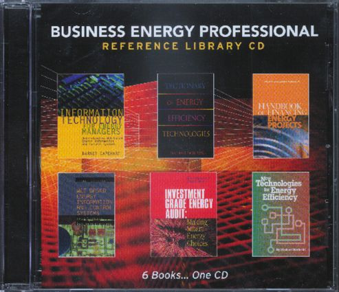 Business Energy Professional Reference Library CD (CD-ROM) book cover