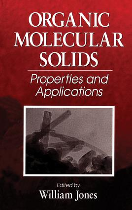 Organic Molecular Solids: Properties and Applications, 1st Edition (Hardback) book cover