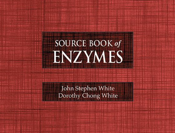 Source Book of Enzymes: 1st Edition (Hardback) book cover