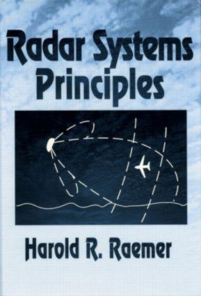 Radar Systems Principles: 1st Edition (Hardback) book cover