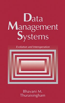 Data Management Systems: Evolution and Interoperation, 1st Edition (Hardback) book cover