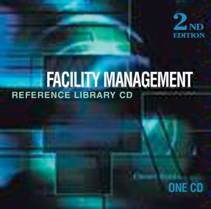 Facility Management Reference Library CD, Second Edition: 2nd Edition (CD-ROM) book cover