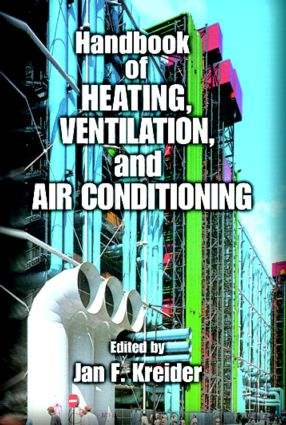 Handbook of Heating, Ventilation, and Air Conditioning: 1st Edition (Hardback) book cover