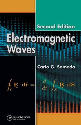 Electromagnetic Waves: 2nd Edition (Hardback) book cover