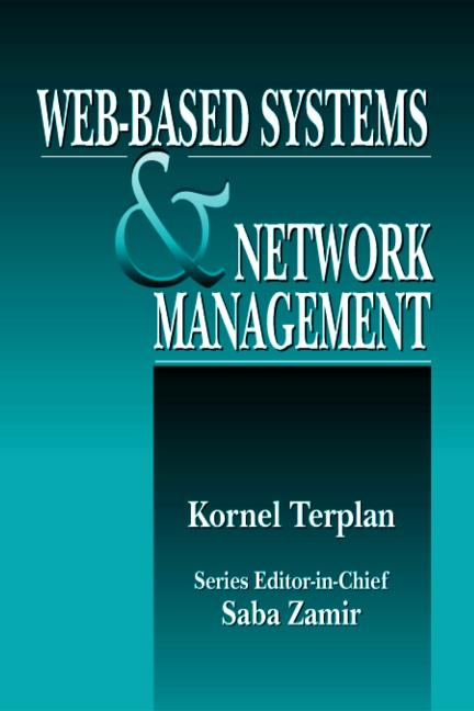 Web-based Systems and Network Management book cover