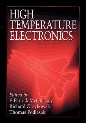 High Temperature Electronics: 1st Edition (Hardback) book cover