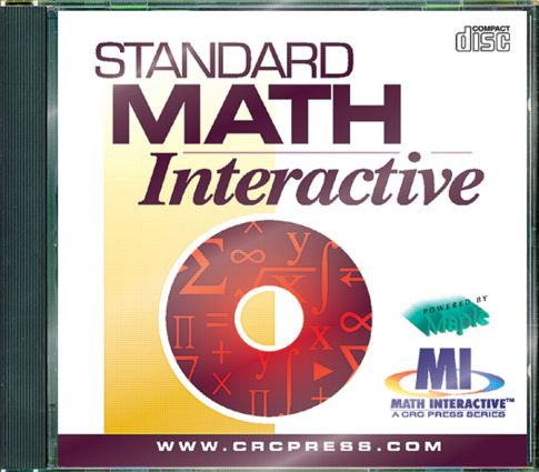 Standard Math Interactive: 1st Edition (CD-ROM) book cover