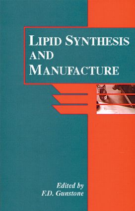 Lipid Synthesis and Manufacture book cover