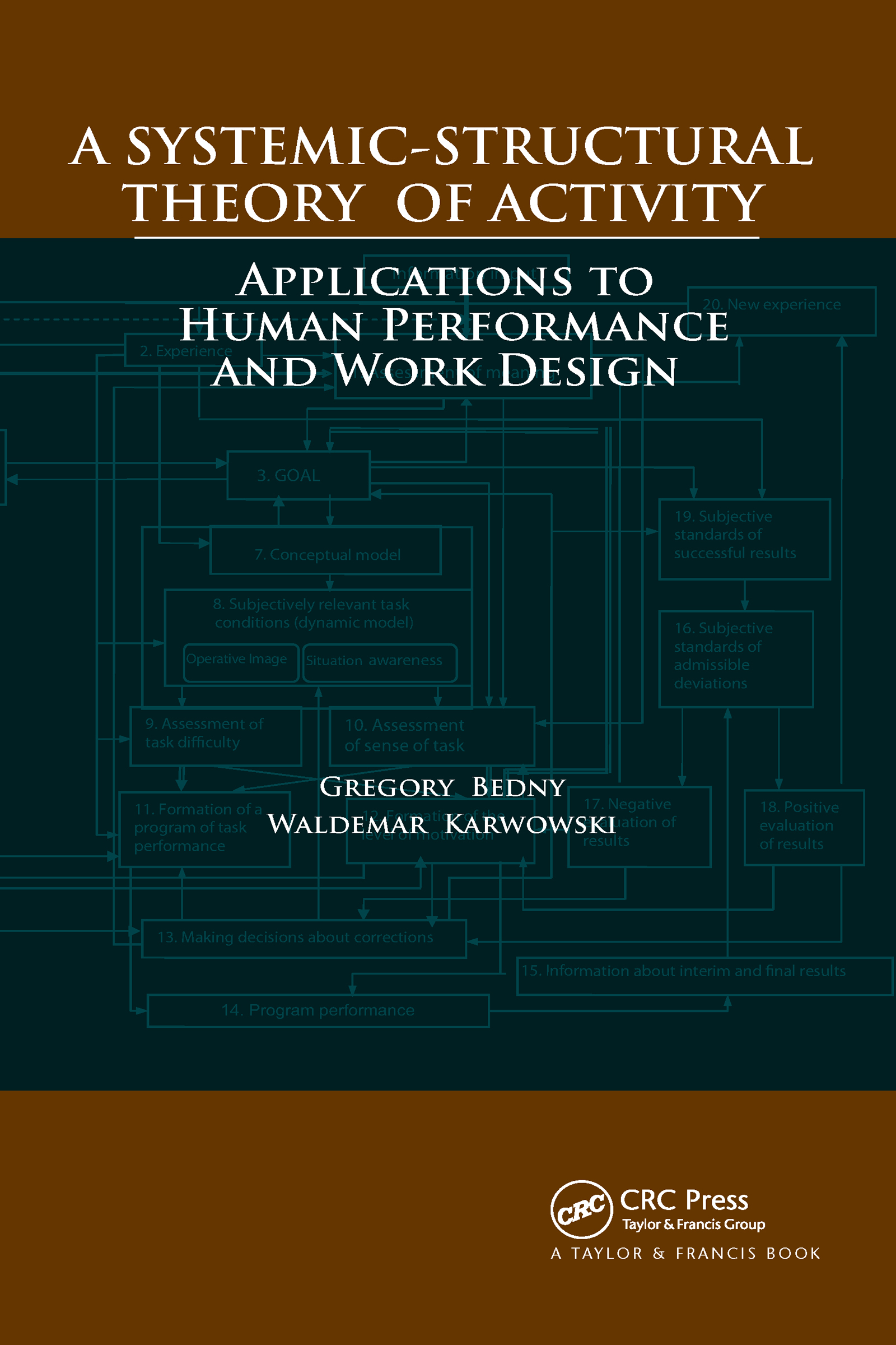 A Systemic-Structural Theory of Activity: Applications to Human Performance and Work Design, 1st Edition (Hardback) book cover