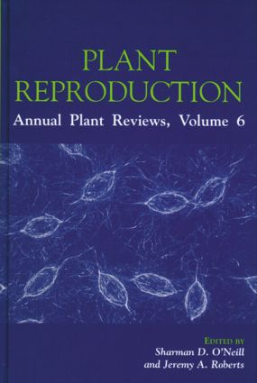 Plant Reproduction (Hardback) book cover