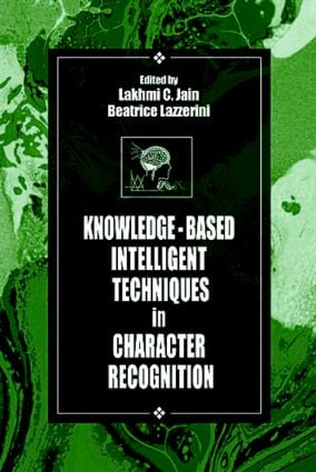 Knowledge-Based Intelligent Techniques in Character Recognition: 1st Edition (Hardback) book cover