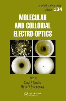 Molecular and Colloidal Electro-optics: 1st Edition (Hardback) book cover