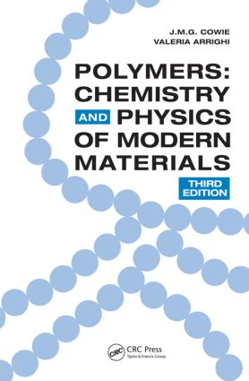 Polymers: Chemistry and Physics of Modern Materials, Third Edition, 3rd Edition (Paperback) book cover