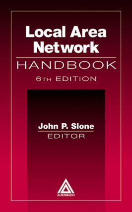 Local Area Network Handbook, Sixth Edition: 6th Edition (Hardback) book cover