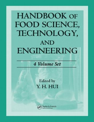 Handbook of Food Science, Technology, and Engineering - 4 Volume Set book cover