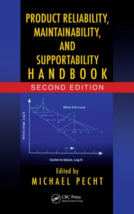 Product Reliability, Maintainability, and Supportability Handbook: 2nd Edition (Hardback) book cover