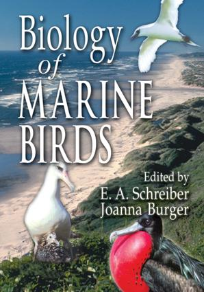 Biology of Marine Birds: 1st Edition (Hardback) book cover