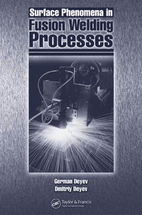 Surface Phenomena in Fusion Welding Processes: 1st Edition (Hardback) book cover