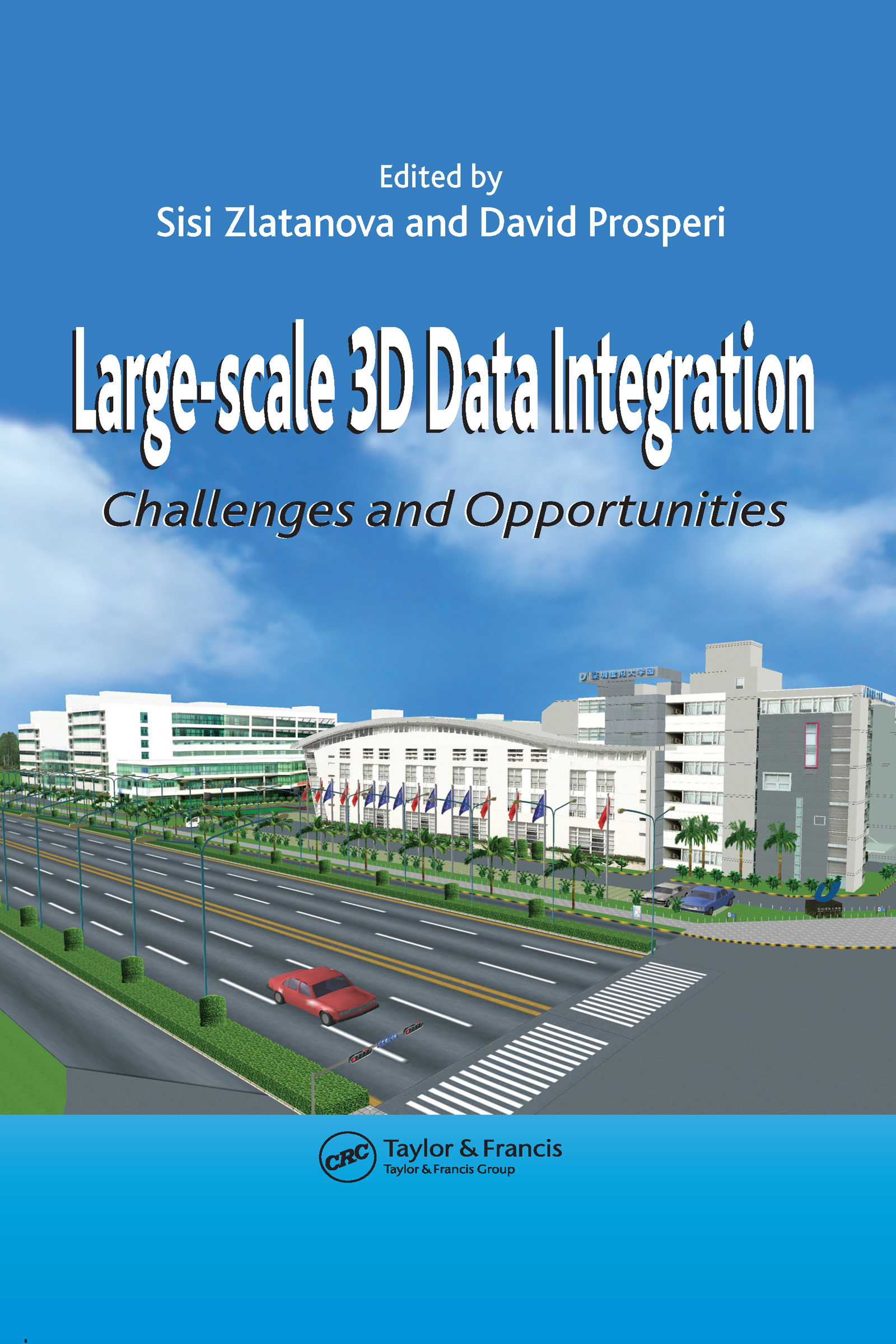 Large-scale 3D Data Integration: Challenges and Opportunities, 1st Edition (Hardback) book cover