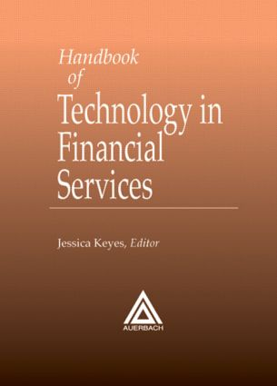 Handbook of Technology in Financial Services: 1st Edition (Hardback) book cover