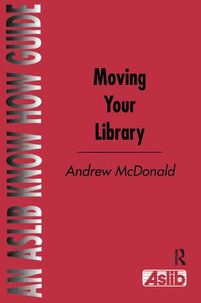 Moving Your Library book cover