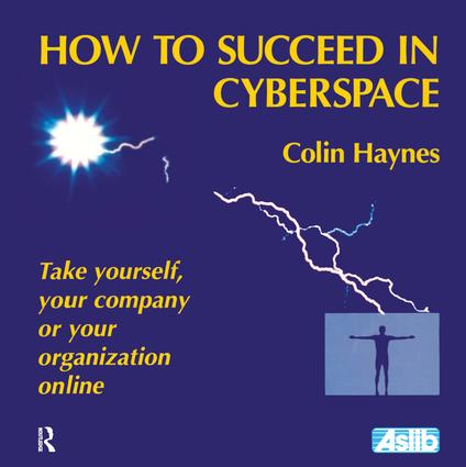How to Succeed in Cyberspace: 1st Edition (Paperback) book cover