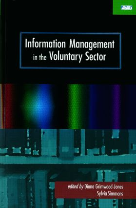 Information Management in the Voluntary Sector book cover