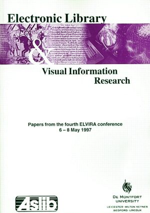 Electronic Library and Visual Information Research 4 book cover