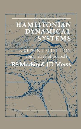 Hamiltonian Dynamical Systems: A REPRINT SELECTION, 1st Edition (Paperback) book cover