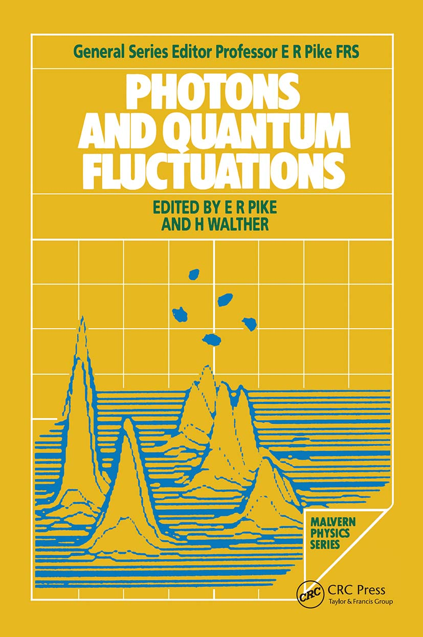 Photons and Quantum Fluctuations: 1st Edition (Hardback) book cover