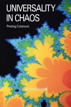 Universality in Chaos, 2nd edition: 1st Edition (Paperback) book cover