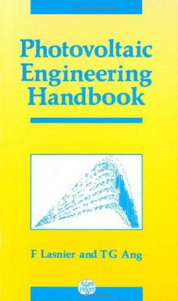 Photovoltaic Engineering Handbook: 1st Edition (Hardback) book cover