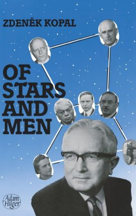 Of Stars and Men: Reminiscences of an Astronomer, 1st Edition (Hardback) book cover