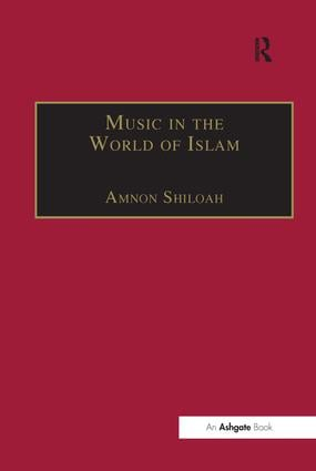 Music in the World of Islam: A Socio-Cultural History, 1st Edition (Hardback) book cover