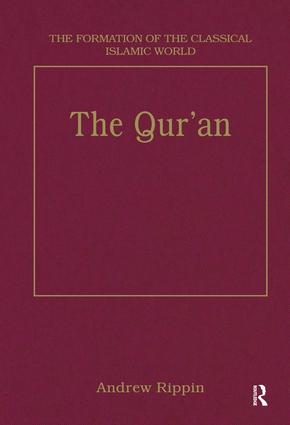 The Qur'an: Style and Contents, 1st Edition (Hardback) book cover