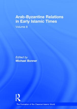 Arab-Byzantine Relations in Early Islamic Times book cover