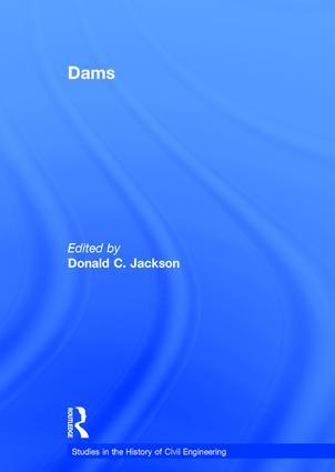 Dams: 1st Edition (Hardback) book cover