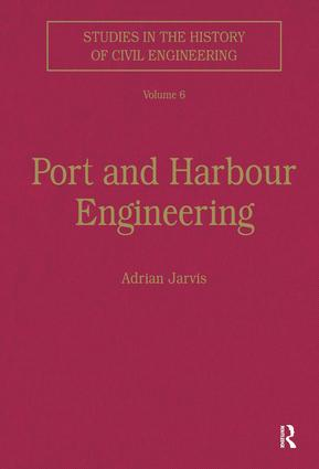 Port and Harbour Engineering: 1st Edition (Hardback) book cover