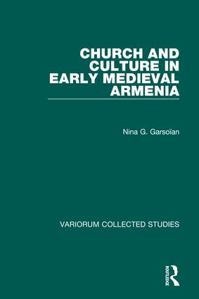 Church and Culture in Early Medieval Armenia book cover