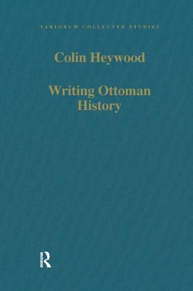 Writing Ottoman History