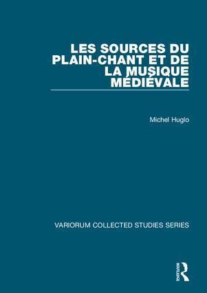 Music: Medieval & Renaissance (1000-1600) - Routledge