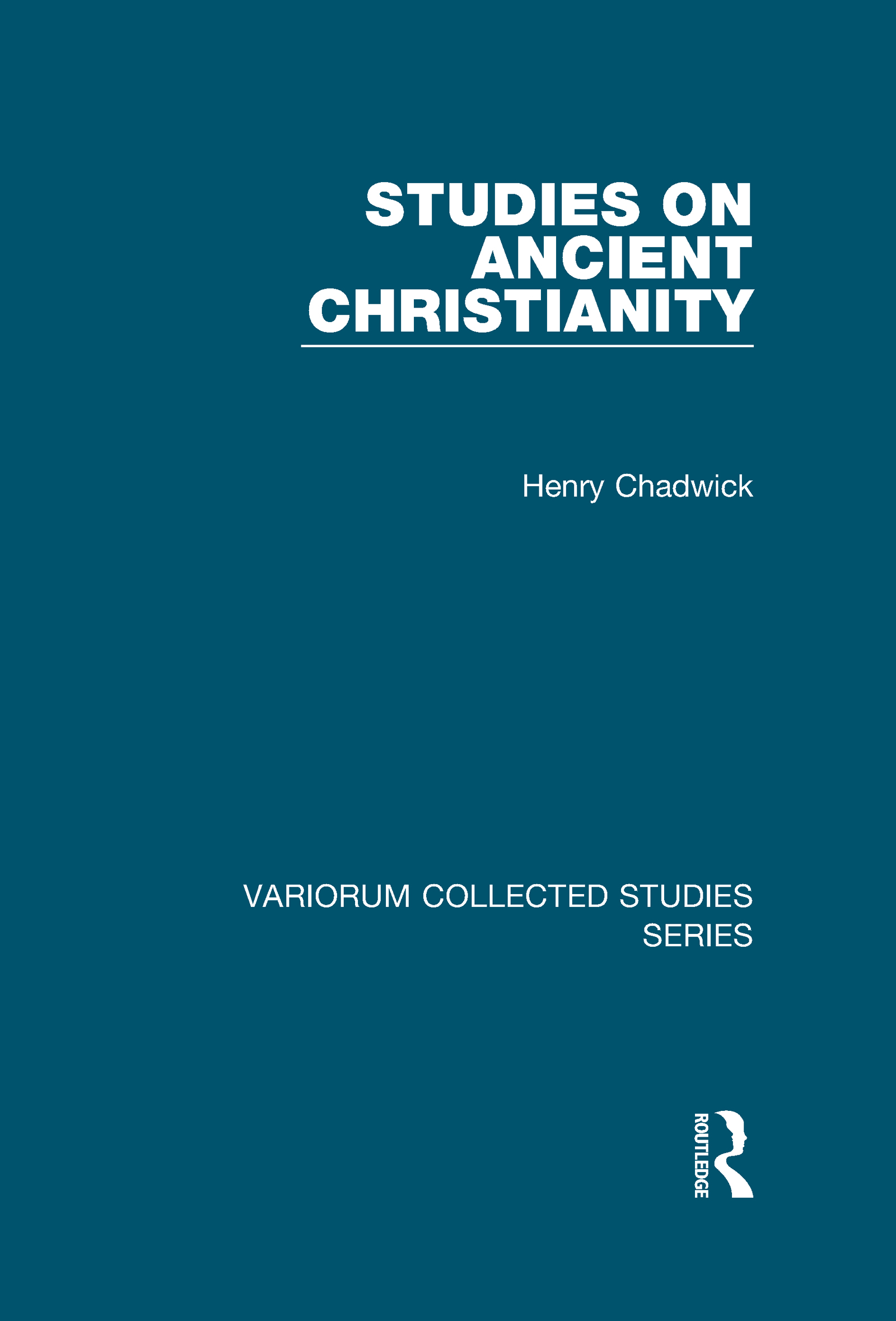 Studies on Ancient Christianity