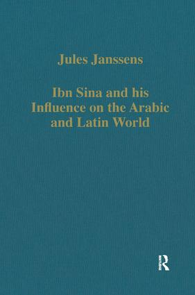Ibn Sina and his Influence on the Arabic and Latin World