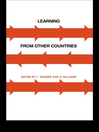 Learning from Other Countries: The Cross-National Dimension in Urban Policy Making: 1st Edition (Hardback) book cover