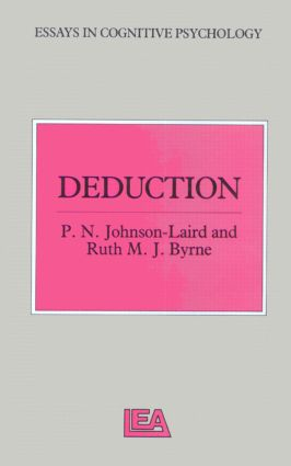 Deduction book cover