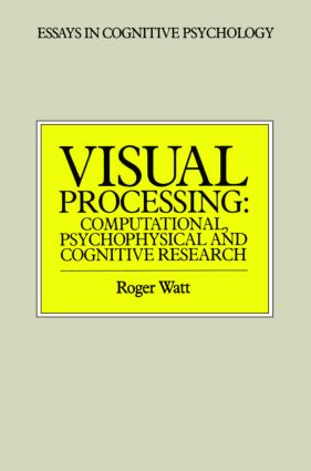 Visual Processing: Computational Psychophysical and Cognitive Research, 1st Edition (Paperback) book cover