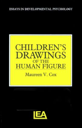 Children's Drawings of the Human Figure (Hardback) book cover