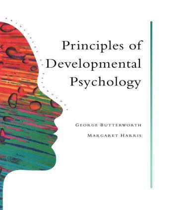 Principles Of Developmental Psychology: An Introduction (Hardback) book cover
