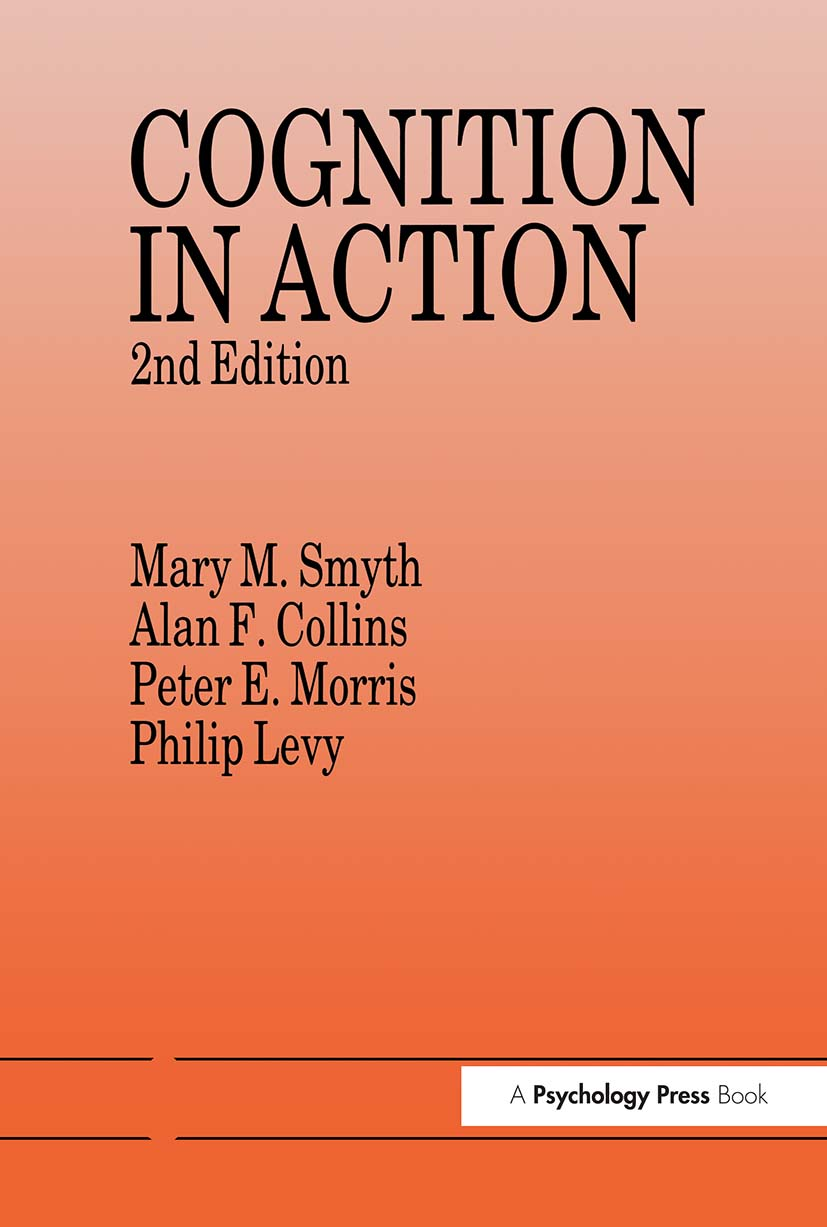 Cognition In Action (Paperback) book cover